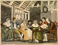 The Cotters Saturday Night, c. 1815